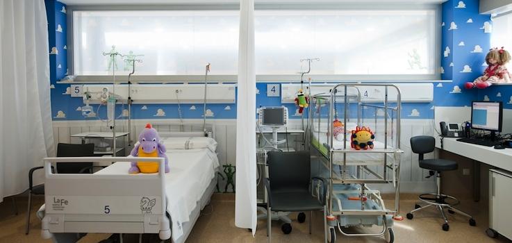 Infección grave en niños o bebés precisa tratamiento hospitalario