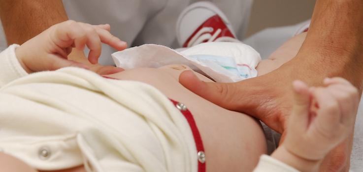 Peritonitis en niños