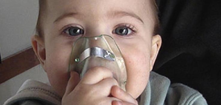 Bronquiolitis en bebés, diagnóstico y tratamiento