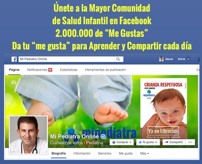 Facebook Mi Pediatra Online