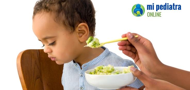 ¿Por qué mi niño se vuelve selectivo con la comida con un año y poco? - Mi Pediatra Online / Crianza Respetuosa