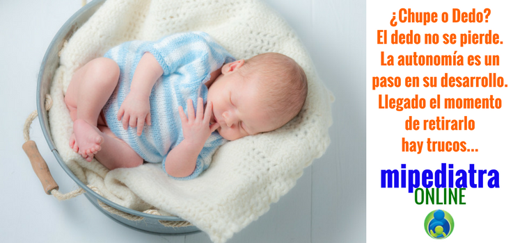 ¿Es un problema que se chupe el dedo para dormir con 3-6 meses? - Mi Pediatra Online / Crianza Respetuosa