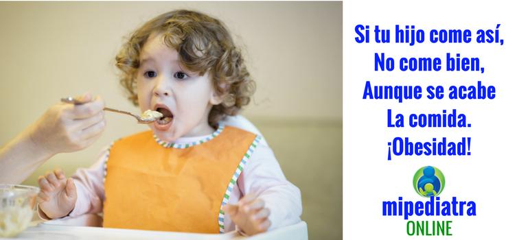 ¿Por qué el puré crea comedores pasivos? - Mi Pediatra Online / Crianza Respetuosa