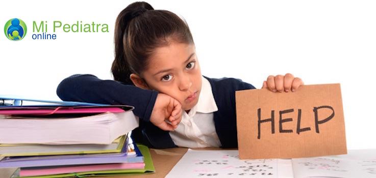 Déficit de atención hiperactividad en niños