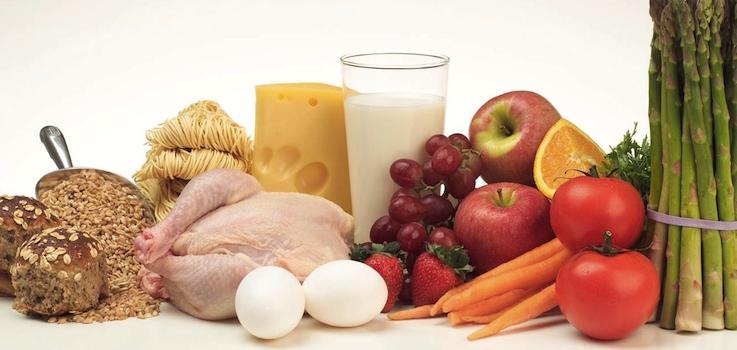 Principios para una dieta sana