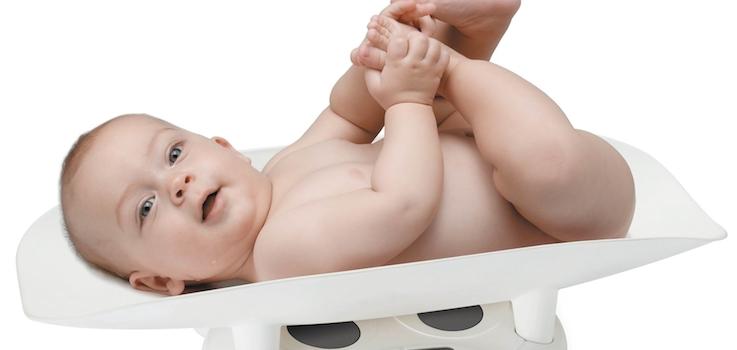 ¿Come bien mi bebé? ¿Cómo va su peso?