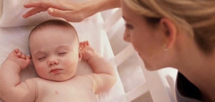 Cómo dormir a un bebe sin dejarlo llorar