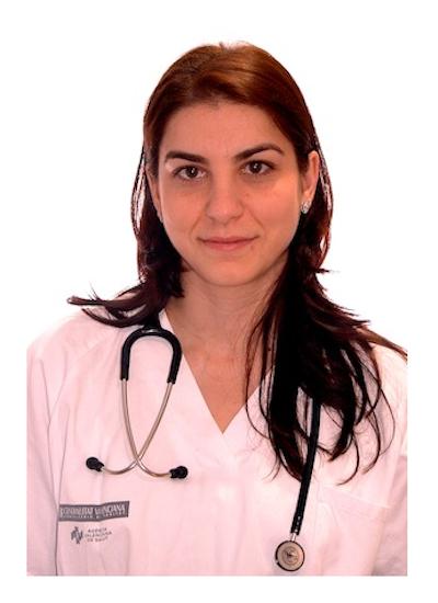María Blanca Garrido García, Pediatra Neonatóloga