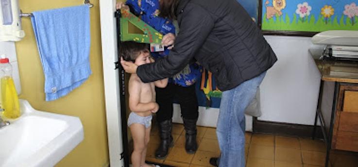 El control del niño sano en crisis