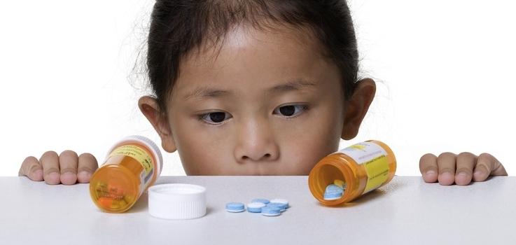 Intoxicación en niños