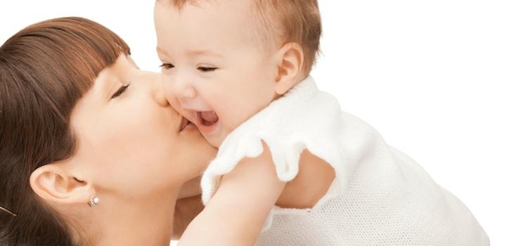 Estimulación precoz en bebés sanos
