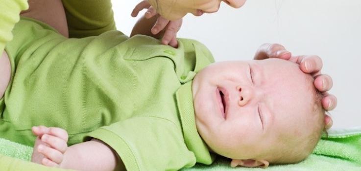 Pseudo estreñimiento del lactante