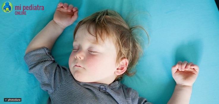 Qué hacer si tu hijo se destapa cada noche