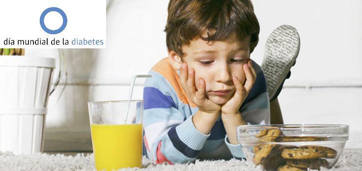 Diabetes infantil: Día mundial de la Diabetes