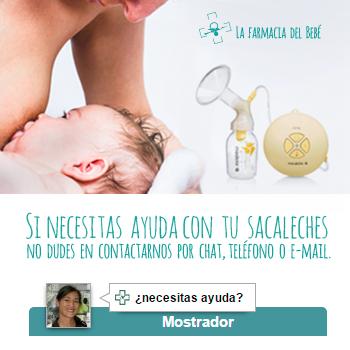 Extractores de leche materna