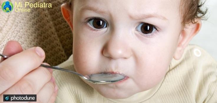 Obligar a comer a un niño ¿para qué?