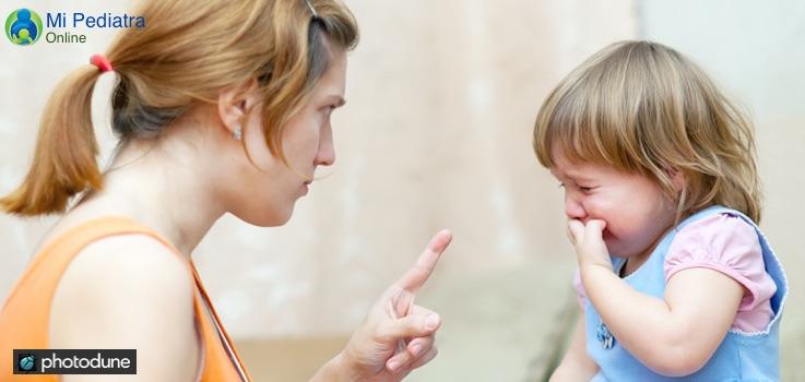El premio y el castigo en educación infantil