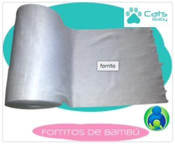 Forritos de Bambú para Pañal Ecológico
