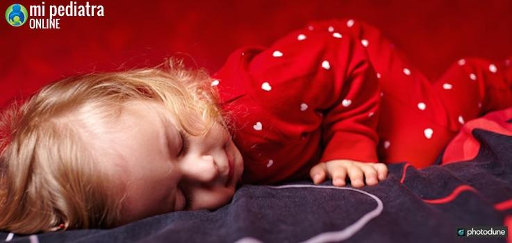 Pelea al dormirse