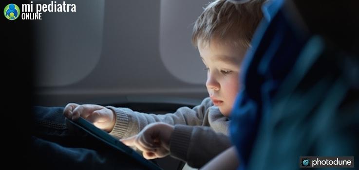 Niños, móviles y tablets