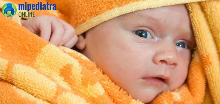 Salpullidos por calor o sudaminas en bebés
