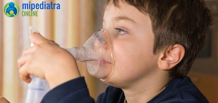 Tos alérgica en niños