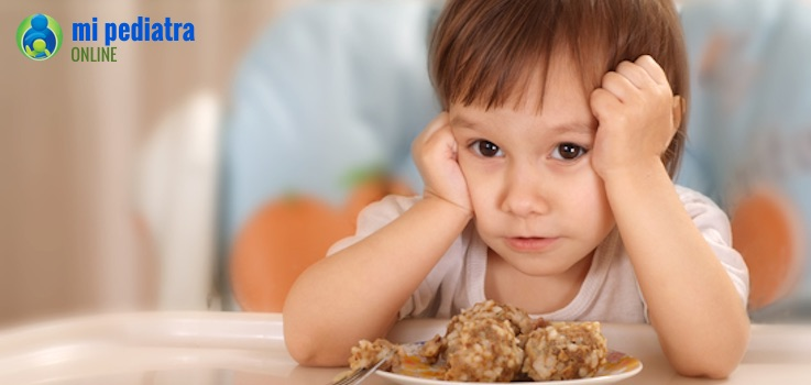 Mi que quiere comer bebe no nada hago