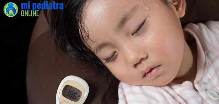 Fiebre amarilla en niños. ¿Cuándo se vacuna?