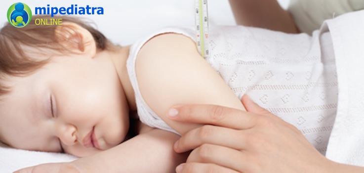 Qué hacer si mi bebé tiene fiebre y escalofríos