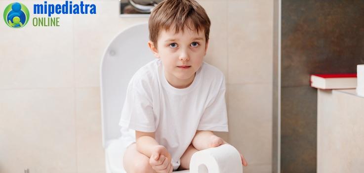 dieta para un niño de 4 años con gastroenteritis