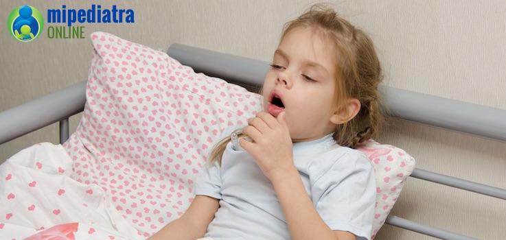 Qué hacer si mi hijo tiene tos