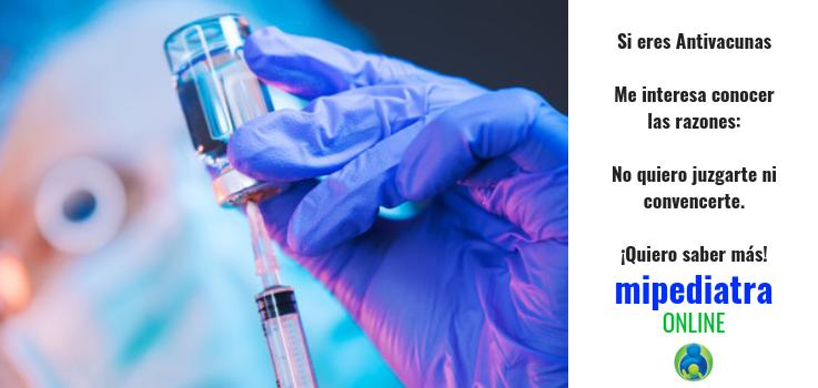 Vacunas y Antivacunas