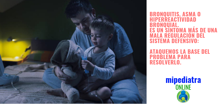 Si tu hijo sufre Bronquitis ¡no puedes perderte esto!珞⚕️