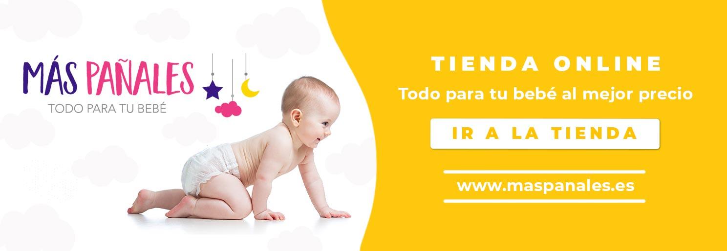Más Pañales Tienda Online para tu bebé