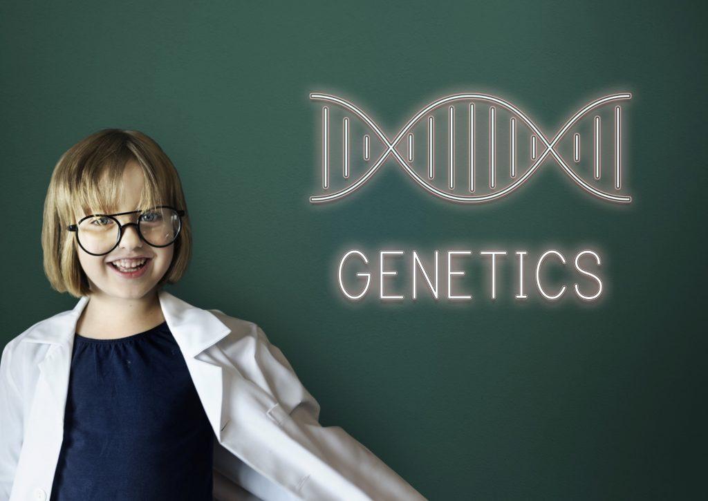 Genética en Pediatría. Análisis Genético. ADN Bebé, DNActive Baby