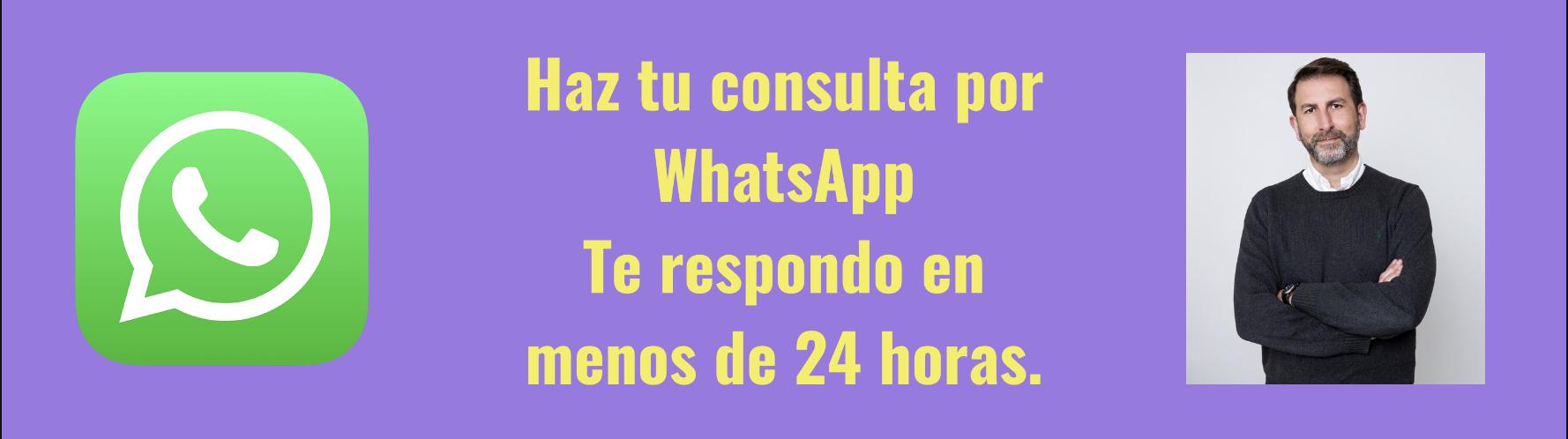 Consulta Online por WhatsApp al Pediatra Jesús Garrido