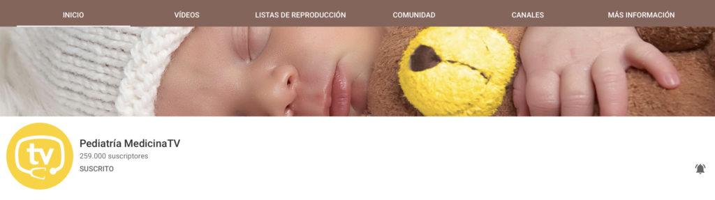 YouTube MedicineTV Pediatr